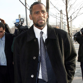 P.I. Sues R. Kelly in